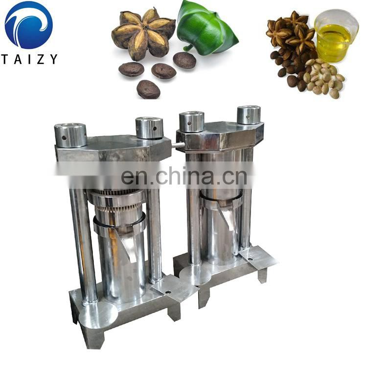 Taizy automatic hydraulic oil press machine with reasonable price