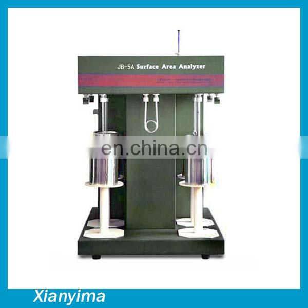 JB-5A -type specific surface area tester