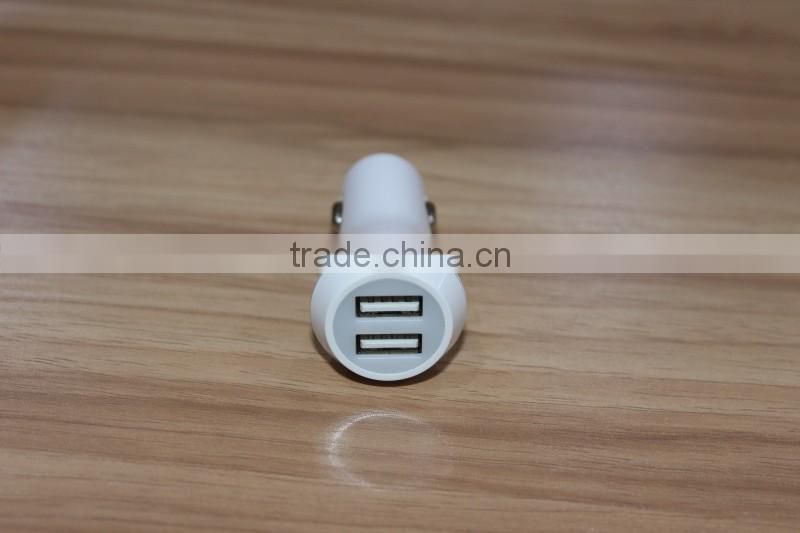 Mobile charger manufacturer cell phone power adapter used in car cigar lighter DC car charger