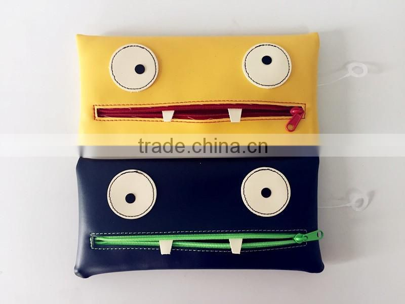 Osni custom cartoon silicone cosmetic bag storage bag yellow duck silicone rubber bag silicone messenger bag satchel