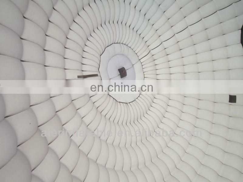 Outdoor White Inflatable Dome Tent for sale