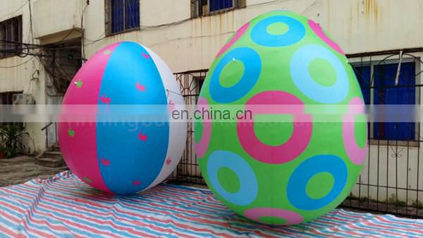 giant inflatable egg balloon for event decoration