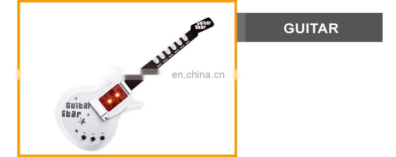 Suitable For American market Infrared With Music And Light Cheap China Electric Guitar