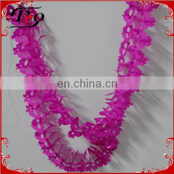 2014 butterfly wholesale tissue garland