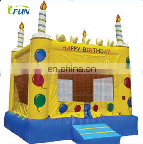 2015 Frozen bouncy castle/ bouncy castle prices/ cheap inflatable bouncer for sale