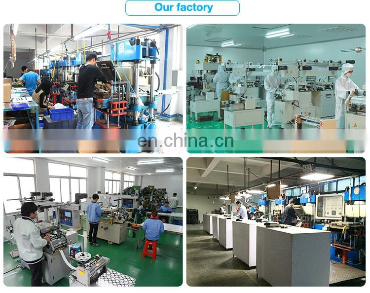 Factory custom rubber washer making machine with best choice