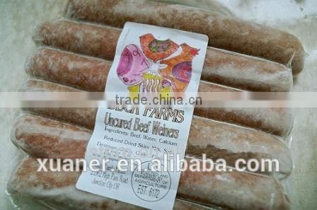 eco friendly custom high quality adhesive kraft paper label sticker supplier