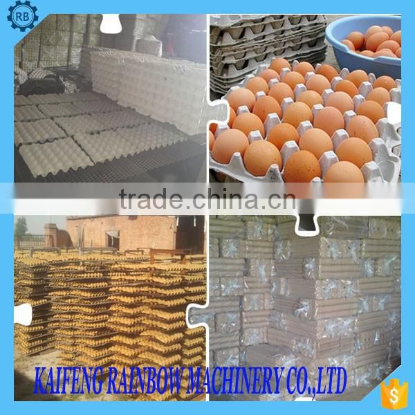 Automatic High Efficiency Egg Tray/Paper Egg Tray Forming Machine