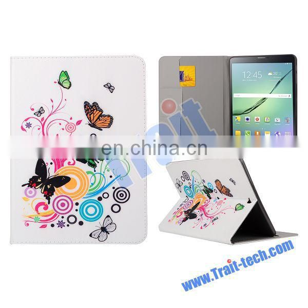 Factory Price Tablet Cover For Samsung Galaxy Tab S2 8.0 T710 wirh Colorful design