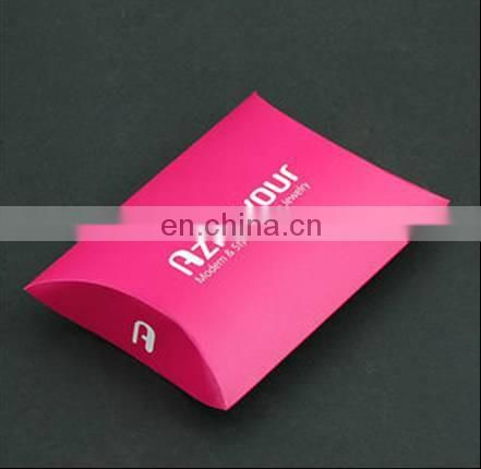 High quality flat pack save shipping cost paper box for hair