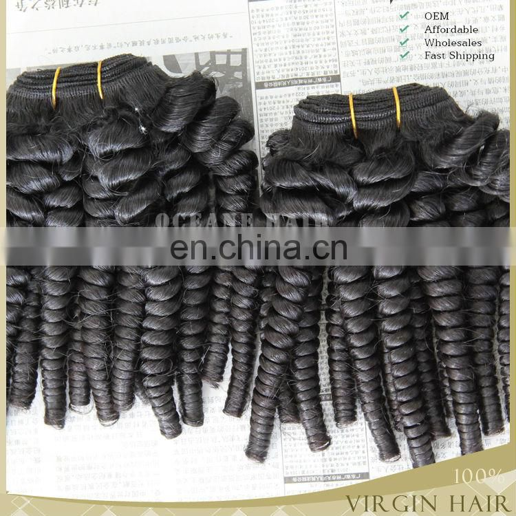Grade 7A 100% brazilian human hair extension Molado weave virgin hair