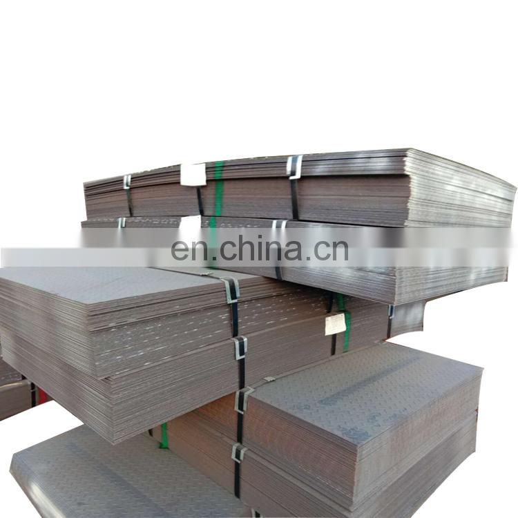 Supplier hot rolled  steel sheets made in china