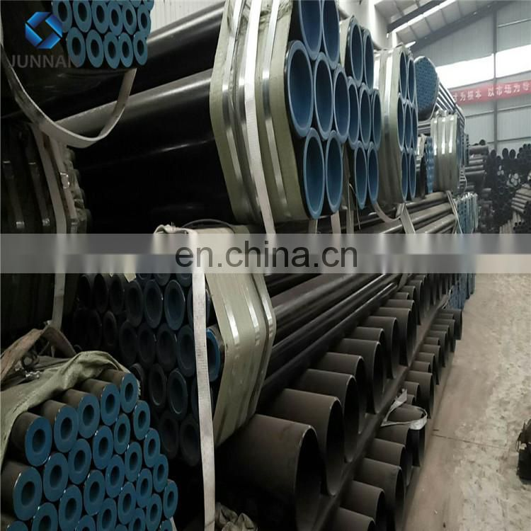 High quality ISO Certified Carbon Steel Seamless Pipes for Fabrication