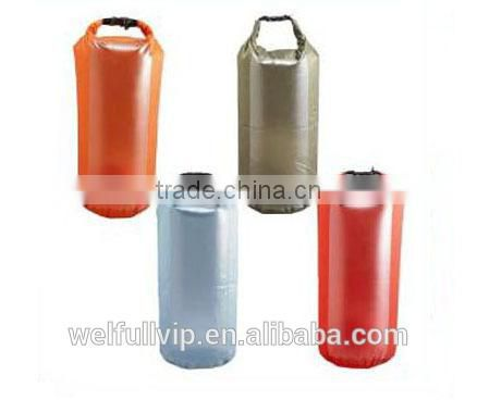 Heated outdoor waterproof dry bag