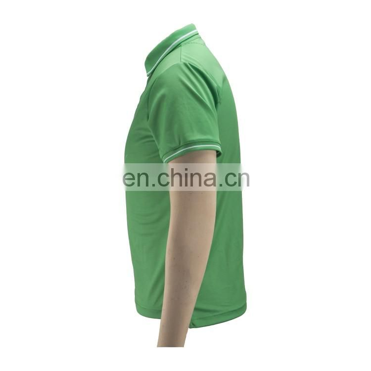 High Quality Choose Color Custom Logo Custom Made Embroidered Logo High Quality Polo Shirts