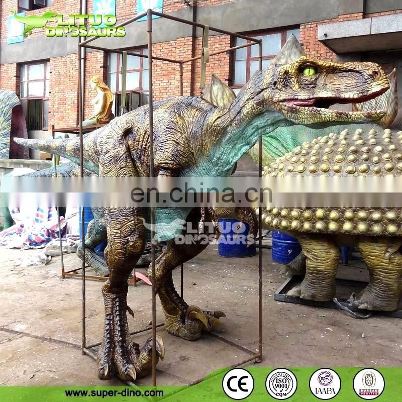 China realistic dinosaur costume for sale walking dinosaur costume