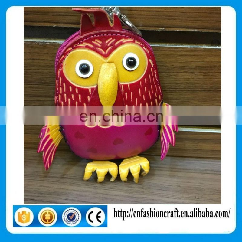 Animals Coin Purse Ladies' Cute Wallet Owl
