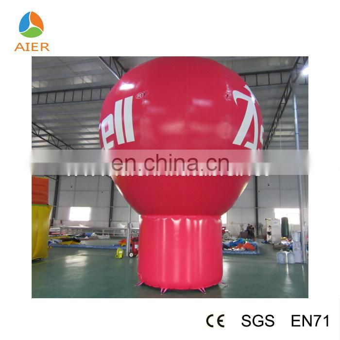 Pink giant balloon,inflatable balloon,inflatable promotion balloon