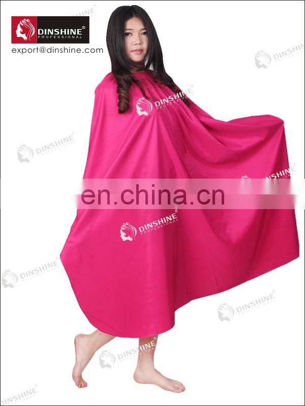 Dinshine best selling water repellent salon cape