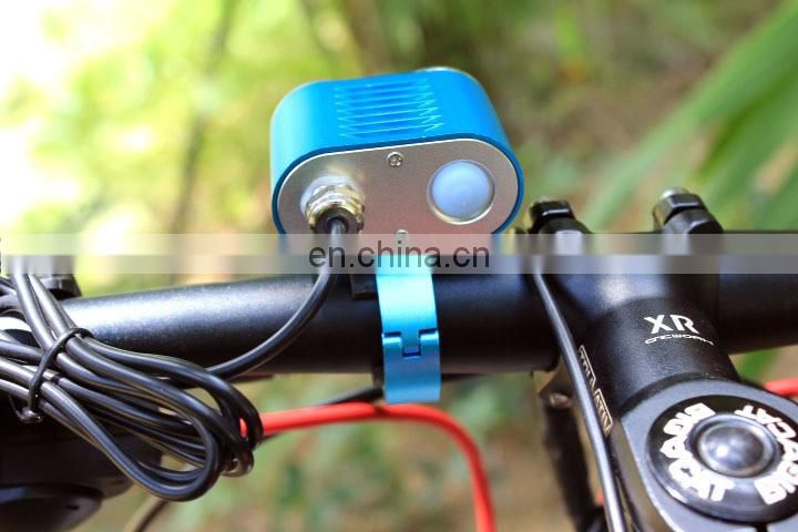 Night Riding Bike Headlight 2 LED Chips Cheap Bicycle Light Front/bicycle light