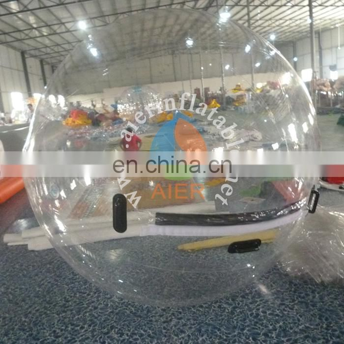 Funny sports 2017 Summer hot selling large inflatable walk on water balls for sale