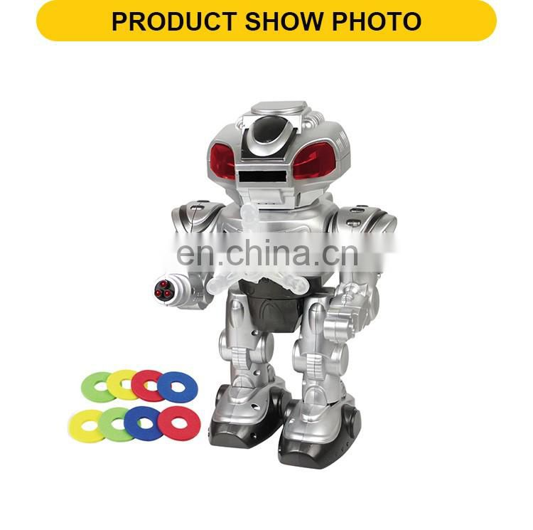 Children Electric Robot Kit With Light And Sound