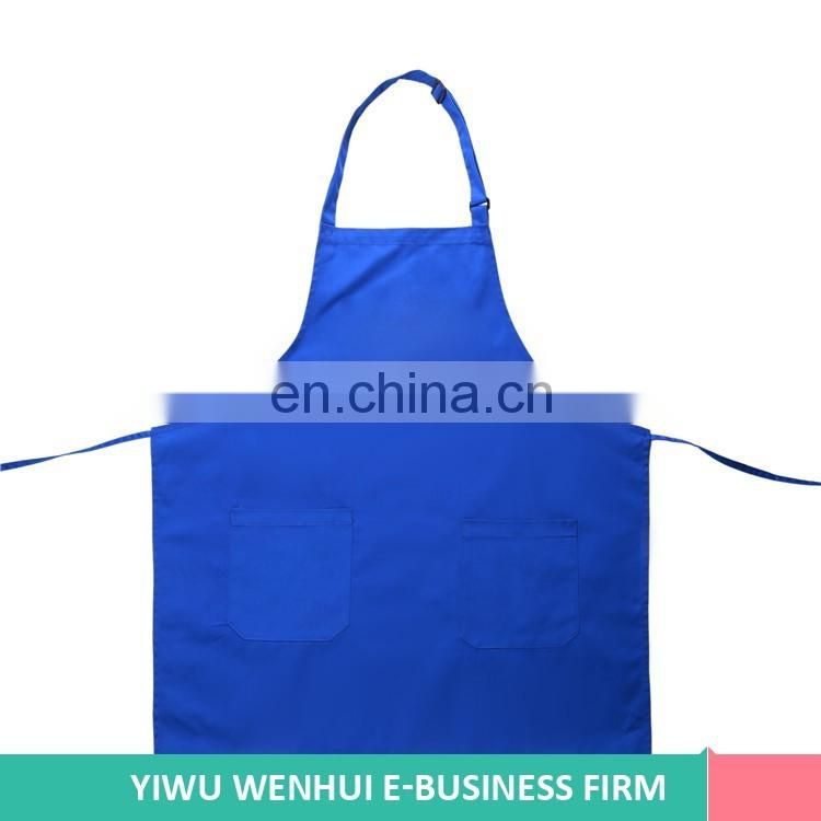 New coming excellent quality custom heat trasnsfer printed apron on sale