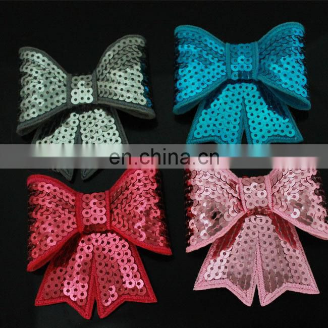 DIY Sequin Bows Hair Accessories For Baby Girls Headbands
