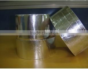 high temperature tape self adhesive aluminum foil tape