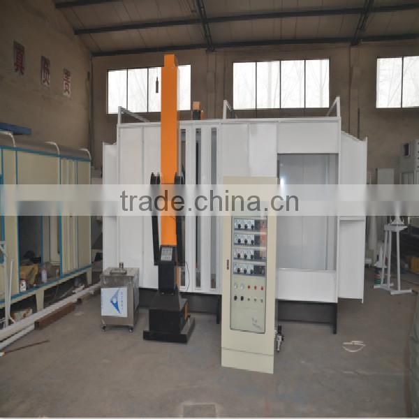 aluminium profile powder coating line