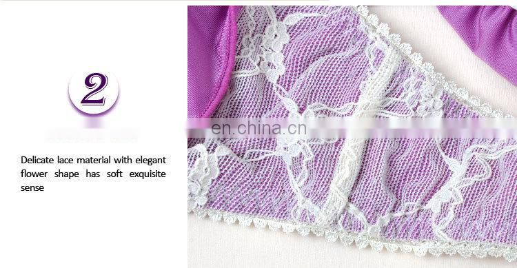 China Supplier Pretty Pattern Hot Girl Sexy Polyester Lot Of Thongs