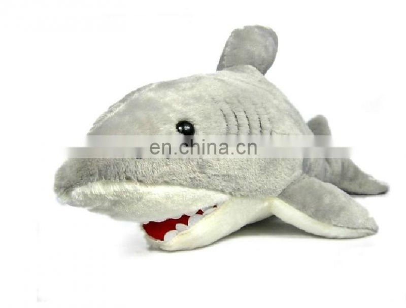 stuffed white soft plush sea lion toys