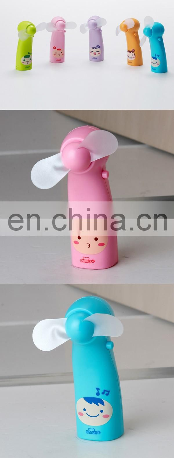 Popular electric summer fan mini toy for good sale