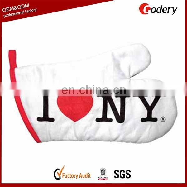 2017 Hot Selling Cotton Oven Glove