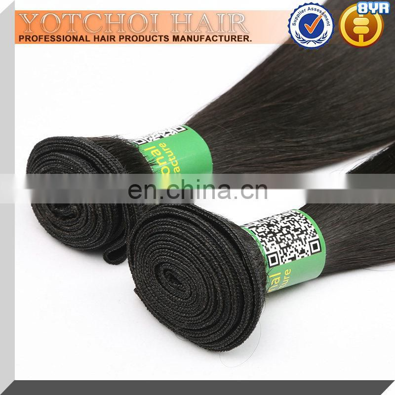 Buy cheap brazilian hair weaving from Yotchoi