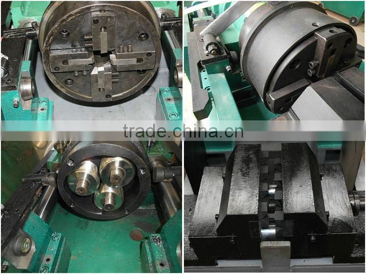 Auto hydraulic thread rolling machine thread rolling machine for sale