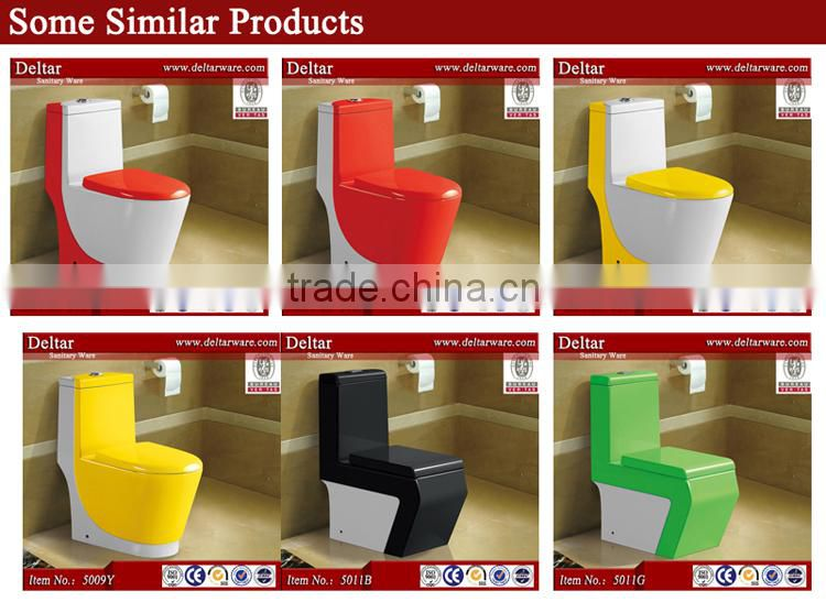 ideal standard sanitary ware toilet, two colored toilet wc