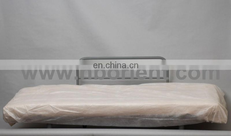 Hospital CPE bedcover disposable mattress cover