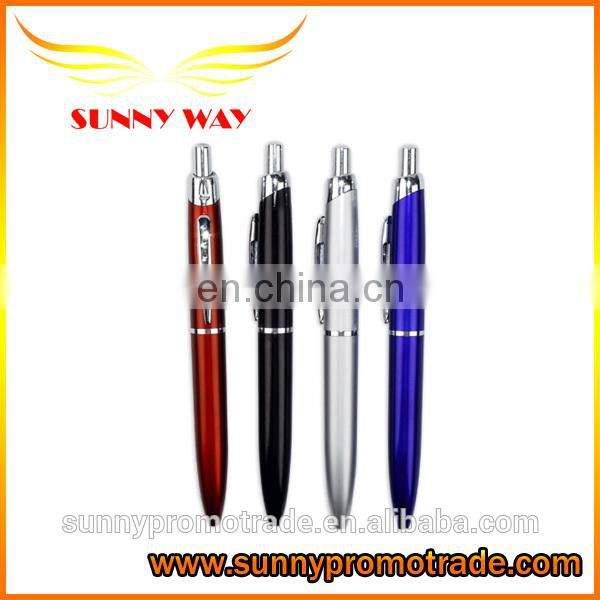 office&school promotion cheap plastic hot-sell ballpoint pen