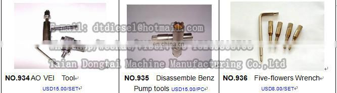 NO.907 VE pump Piston Journey tester and VE pump Pressure