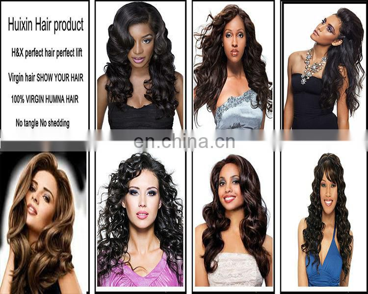 Virgin hair lace front wigs short virgin brazilian hair half wig
