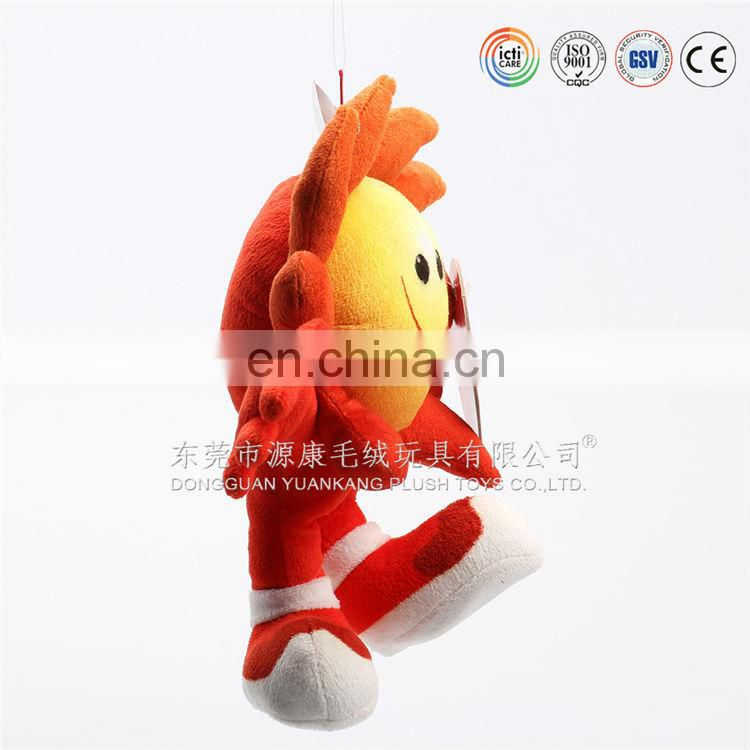 ICTI stuffed plush toys factory 3 inch plush animals& tiny plush toy