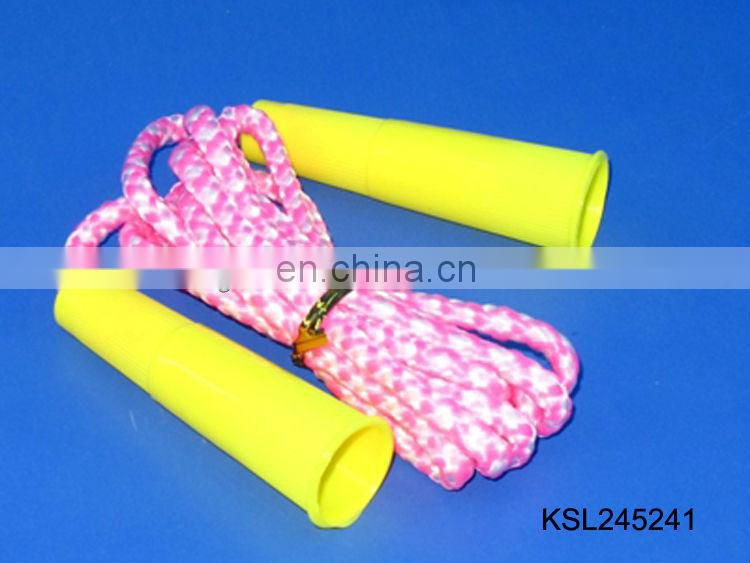 promotion plastic kid toys cheap jump ropes