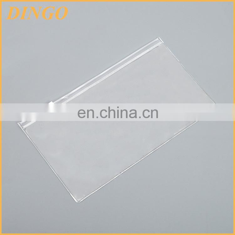 Clear Promotional EVA Packaging Bag With Zipper