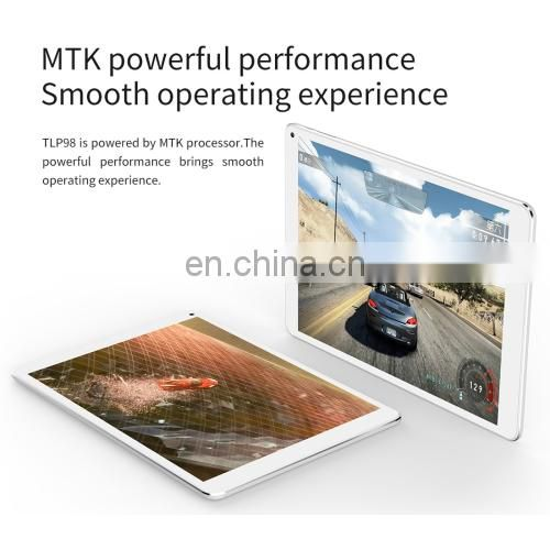 Newest Teclast TLP98 3G Call Tablet, 9.7 inch, 2GB+32GB,free sample free shipping ,tablet pc