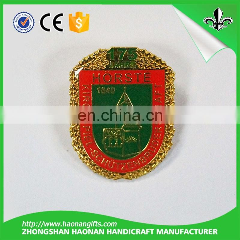 cheap items to sell badge with metal craft