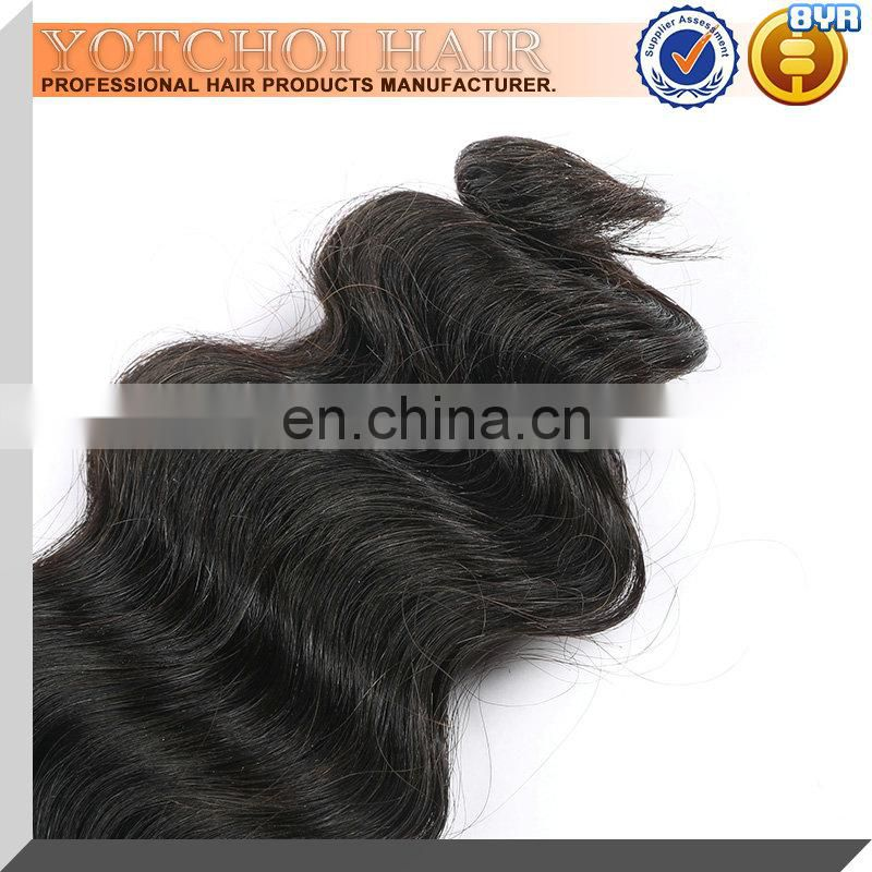 cheap remy hair 18 inch human hair extensions for black women