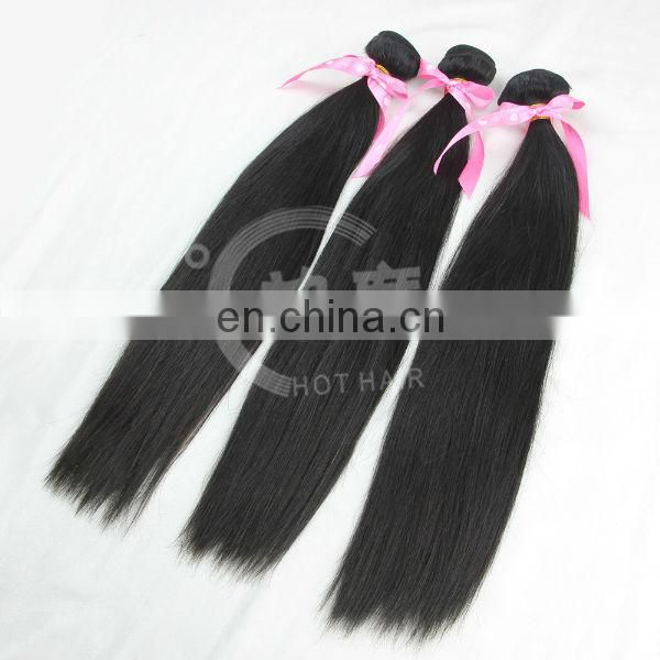 Cheap Price for Top 5A 100% virgin straight remy hair extensions
