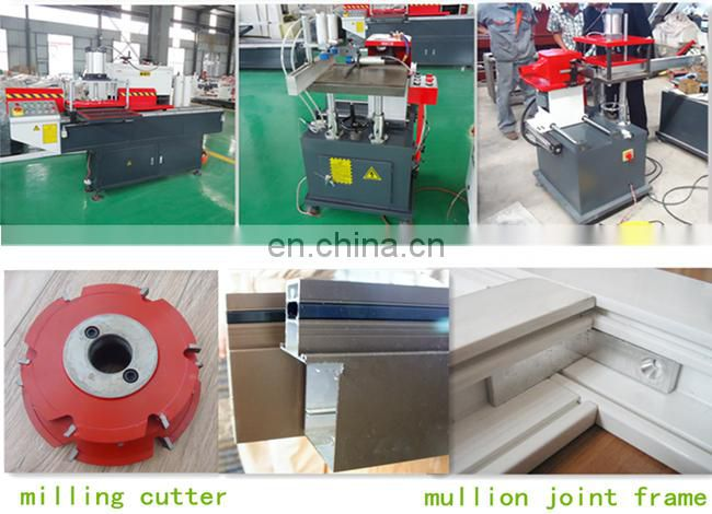 Plastic Window Making Machine / Plastic Window Frame Welding Machine