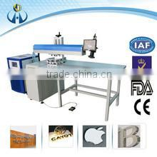 Water cooling 355nm 3w 5w high preicsion mini uv laser marking for glass printing/ipad engraving